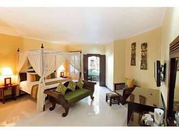 Adi Dharma Hotel Bali - Deluxe Room Only Regular Plan