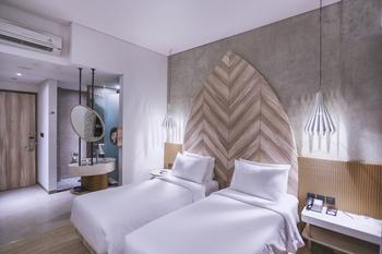 Marc Hotel Gili Trawangan Lombok - Deluxe Chamber Twin Basic