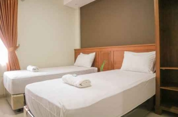 Urban Fendi's Tirtodipuran Yogyakarta - Superior Twin Bed Room Only Regular Plan
