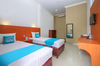 Airy Eco Tamalanrea Perintis Kemerdekaan 77 Makassar Makassar - Standard Twin Room with Breakfast Regular Plan