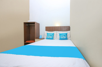 Airy Eco Tamalanrea Perintis Kemerdekaan 77 Makassar Makassar - Standard Double Room with Breakfast Special Promo Feb 5