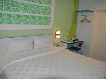 Cordex Hotel Ancol Jakarta - Deluxe Double Bed Regular Plan