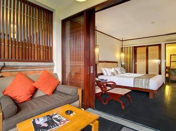 Kuta Seaview Hotel Bali - Lanai Deluxe Garden Regular Plan