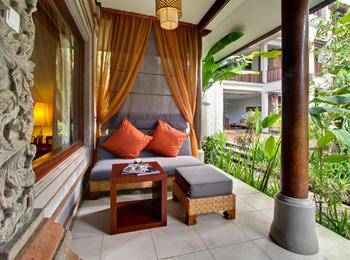 Kuta Seaview Hotel Bali - Premiere Deluxe Cottage - Room Only Regular Plan