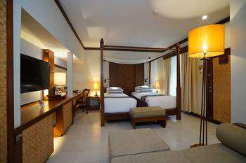 Kuta Seaview Hotel Bali - Premier Deluxe Cottage Room Only Weekend Deal