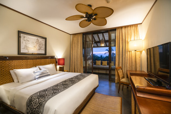 Kuta Seaview Hotel Bali - Lanai Deluxe Facing to Sea Room Only Hot Deal