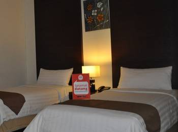 NIDA Rooms Bogor The Jungle Fest Bogor Selatan - Double Room Double Occupancy Special Promo