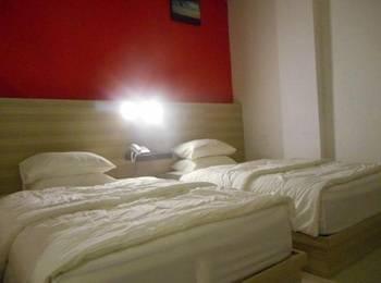 Total X Palu - Twin Bed #WIDIH - Pegipegi Promotion