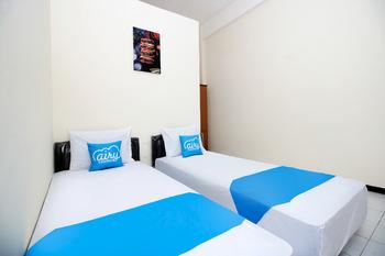 Airy Eco Syariah Wonokromo Ketintang 89G Surabaya Surabaya - Standard Twin Room Only Special Promo 45
