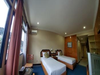 Grand Kartika Hotel Pontianak - Superior Room Regular Plan