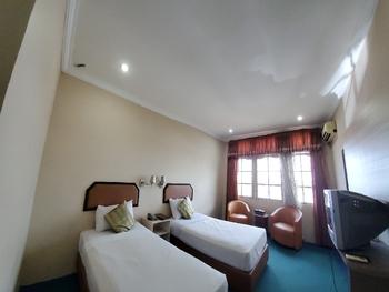 Grand Kartika Hotel Pontianak - Panorama Room Regular Plan