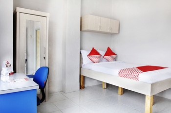 OYO 120 GP Residence Tangerang - Deluxe Double Room Last Minute