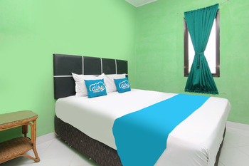 Airy Urip Sumoharjo Gang Bintara Satu 214 Bandar Lampung - Medium Luxury Double Room with Breakfast Regular Plan