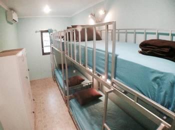 HOZ Bed and Breakfast Yogyakarta - Family Room AC Regular Plan