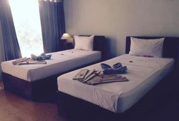 Gili Sapontanoya Lombok - Twin With Terrace Regular Plan