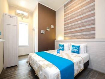 Airy Alun Alun Malang Basuki Rachmat 1 - Deluxe Double Room with Breakfast Special Promo Oct 42