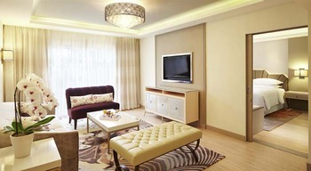 Sheraton Bandung Hotel & Towers Bandung - Junior Suite Room Only Regular Plan
