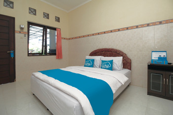 Airy Eco Kuta Bypass Ngurah Rai Gang Patasari 2 Bali  Bali - Standard Double Room Only Special Promo Apr 24