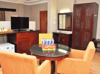 PIA Hotel Pandan Tapanuli Tengah - Kamar President Suite Regular Plan