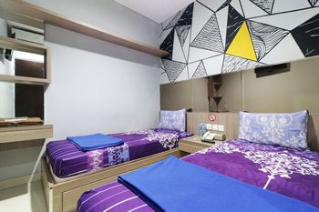 Wisma 9 Jakarta Jakarta - Superior Twin Breakfast NR Min 2 Nights 23%