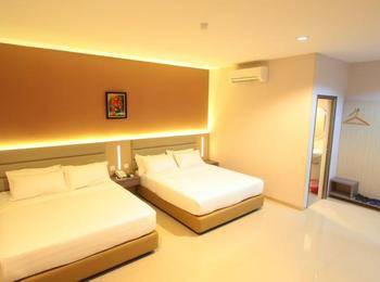 Lovina Inn Batam Centre Batam - Twin Bed Room No Breakfast Regular Plan
