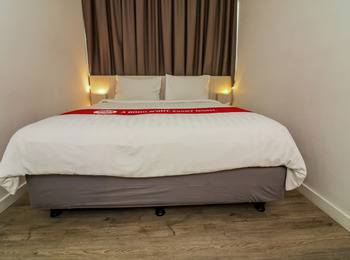 NIDA Rooms Pantai Indah North 3 Jakarta - Double Room Double Occupancy App Sale Promotion