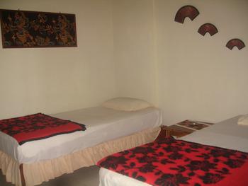 Hotel Soedjono Tetebatu Lombok - Club Garden Room Regular Plan