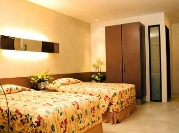 Mikie Holiday Resort Medan - Mikie Grand ( Family Room ) Regular Plan