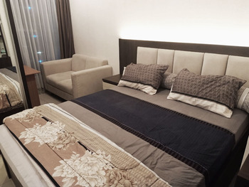 Grand Kamala Lagoon Apartement By Araia Room Bekasi - Studio Room A @ Grand Kamala Lagoon Regular Plan