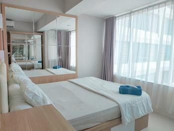 Grand Kamala Lagoon Apartement By Araia Room Bekasi - Deluxe Room D Regular Plan