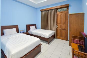 Sekar Ayu Hotel Malioboro Yogyakarta - Twin Room Gajian