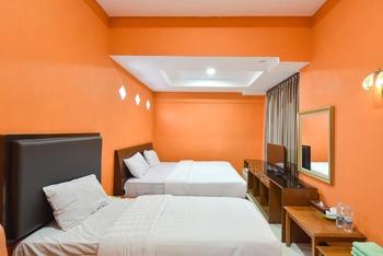 Sekar Ayu Hotel Malioboro Yogyakarta - Family Room Gajian