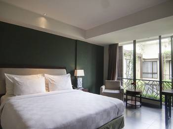 Swiss-Belhotel RainForest Bali - Grand Deluxe Room Special Offer 3D 20%