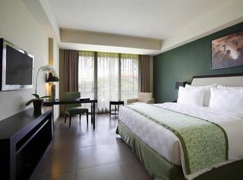 Swiss-Belhotel RainForest Bali - Grand Deluxe Room Only Last Minutes 10% Disc