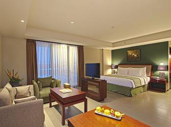 Swiss-Belhotel RainForest Bali - Junior Suite  Last Minutes 10% Disc
