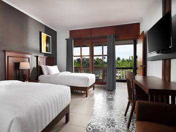 Brits Resort Lovina  Bali - Deluxe Superior Twin Regular Plan