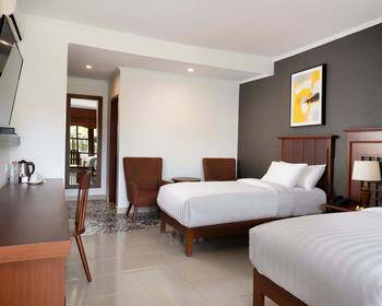 Brits Resort Lovina  Bali - Deluxe Twin Bed  Regular Plan