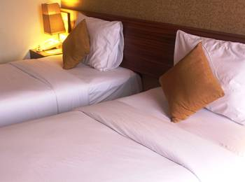 h Boutique Hotel Yogyakarta - Deluxe Twin - Room Only Regular Plan