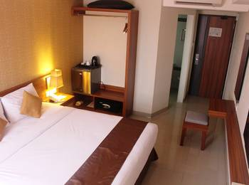 h Boutique Hotel Yogyakarta - Deluxe Room Only Regular Plan