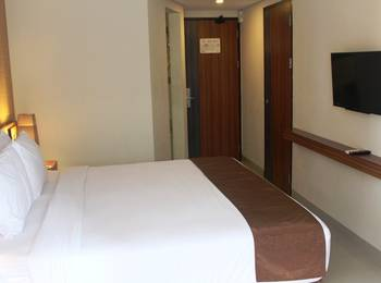 h Boutique Hotel Yogyakarta - Deluxe Room Only 4D 3N Amazing Room Only Promo 40% Off