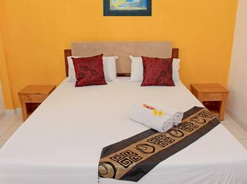 Putra Jaya Hotel Yogyakarta - Kamar Deluxe Regular Plan