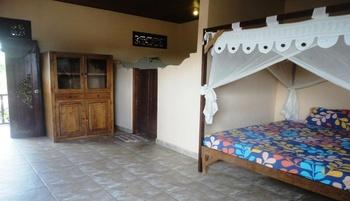 Pondok Indah Bungalow Bingin Bali - Standard Room With Fan Regular Plan