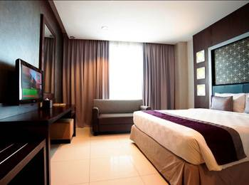 NASA Hotel Banjarmasin Banjarmasin - Superior Room Double Bed Regular Plan