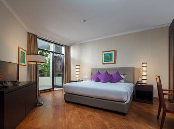 The Tanjung Benoa Beach Resort Bali - One bed Room Suite RAMADHAN PEGIPEGI PROMOTION
