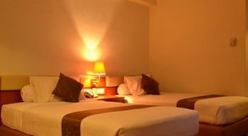 Hotel Shang Ratu Jambi - Superior Twin Room Only Regular Plan