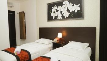 de Lungguh Family Homestay Banyuwangi - Standard Twin Room Regular Plan