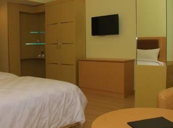 D'Grande Hotel Batam Batam - Superior Double Room Regular Plan