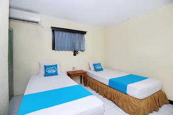 Airy Eco Syariah Gajah Mada 76 Balikpapan Balikpapan - Superior Twin Room Only Special Promo 5