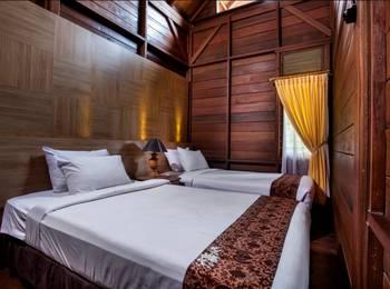 Citra Cikopo Hotel Puncak - Cottage Superior 2 Bed Regular Plan