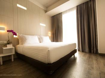 The Celecton Hotel Jababeka Bekasi - Deluxe Room Only Regular Plan